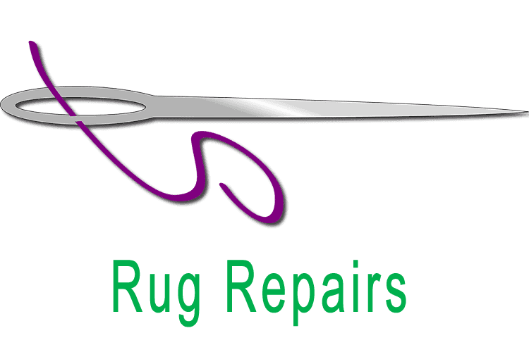 Rug repairs illustration
