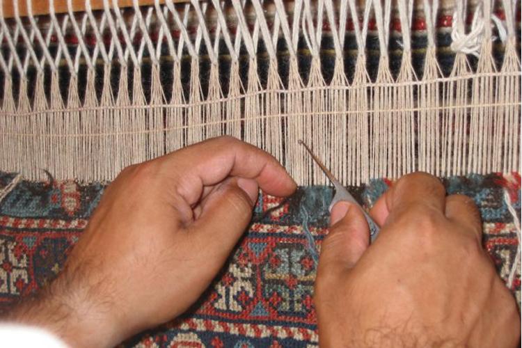 Rug repairs