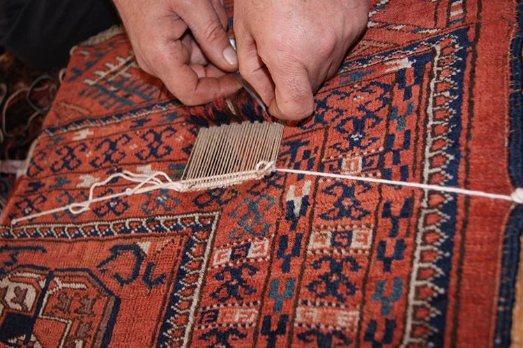 Rug Repairs | Persian, Oriental Rug Repairs
